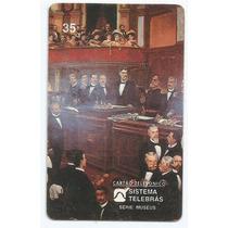 Cartão Telefônico - Sistema Telebrás - Série Museu.
