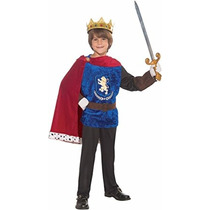 Disfraz Para Niño Traje Príncipe Azul