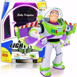 Toy Story Buzz Lightyear Space Ranger Luz Sonido Certificado