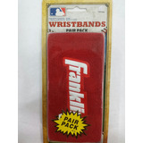 Muñequeras Beisbol Softbol Franklin 6in Two Pack (2pares)