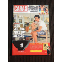 Revista Caras N°30 - Luan Santana, Amy Whinehouse