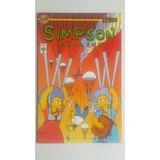 Simpson Comics # 27 Editorial Vid Octubre 1997
