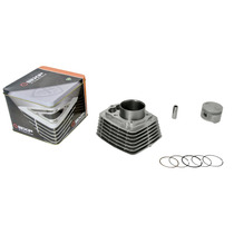 Kit Motor (cilindro+pistão+anéis) Honda Cbx200 Nx200 Xr200