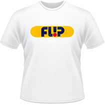 Camiseta Camisa Flip Skate