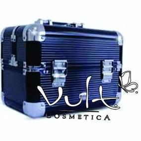 Maleta + Maquiagem Completa Original Vult Profissional Make