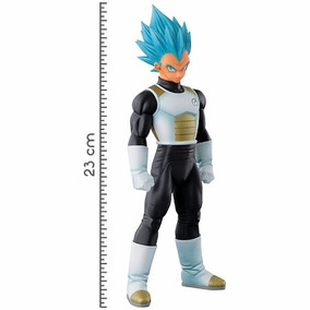 Boneco Dragon Ball Z Master Stars Piece - The God Vegeta