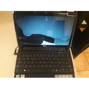 Mini Laptop Acer Aspire Za3 **pantalla Quebrada**
