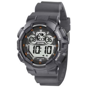 Relógio Digital Esportivo Masculino X-games Xmppd343 Bxgx