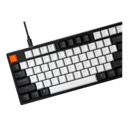 Teclado Keychron C1 Solo Cable Hot Swapp Red Switch Sin Luz
