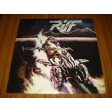 Vinilo Riff / Ruedas De Metal (nuevo Y Sellado)