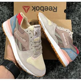 1350ae9d9d5 Zapatos Reebok Gl 6000 - Ropa y Accesorios Rosa claro en Mercado ...