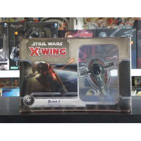 Slave I Star Wars X Wing Jogo De Miniaturas
