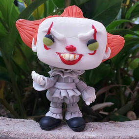 Figura Tipo Funko, Pennywise, Iro Man, The Walking Dead
