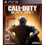 Call Of Duty: Black Ops 3 Ps3 Juego Digital
