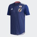 Camiseta Copa 2018 adidas Seleção Japonesa Time Japão Br2