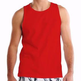 Camiseta Kit C 10 Pçs Regata 100% Poliester Frete Gratis 29be00b3c94