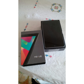 Tablet Nexus 7 2012. En Perfecto Estado