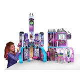 Monster High Escuela Mansion Casa Fisher Price Nueva Oferta