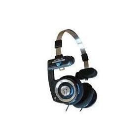 Fone Porta Pro Koss Headphone Retorno Oferta