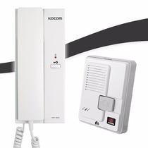 Intercomunicador Kocom Kdp601am (acepta Hasta 3 Auriculares)
