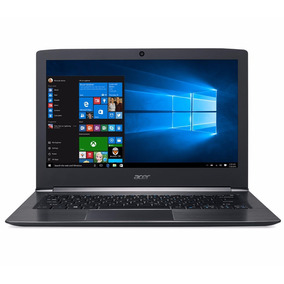 Notebook Acer S5-371-7624 I7 8gb 512ssd Envio Gratis