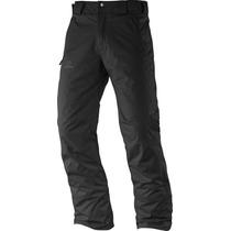 Pantalon Salomon Impulse Ski Snowboard Impermeable Hombre