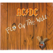 Cd Ac/dc - Flo On The Wall (original E Lacrado)