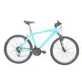 Bicicleta Mountain Bike Vairo Xr 3.5 18 Rodado 26 Azul