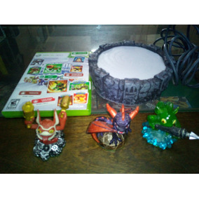 Skylanders Spyros Adventure Starter Kit Para Xbox 360