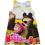 Vestidos Masha Y Oso - Ig