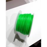 Filamento Pla 3mm - Verde Traslucido - Bahia Blanca