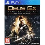 Deus Ex: Mankind Divided Ps4 Nuevo Físico Sellado San Miguel