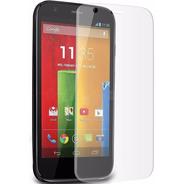 Film Vidrio Templado Motorola Moto E4 Plus - Factura A / B