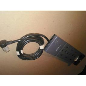Protector Regulador De Voltaje Belkin Para Computadoras