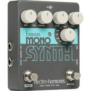 Pedal Para Bajo Bass Mono Synth 11 Efectos Sintetizadores !!