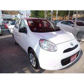 Nissan March Active Tm5 2014 Credito Recibo Auto Iva Financi