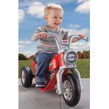 Moto Fisher Price Lil Harley Power Wheels Para Niños