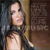Maite Perroni Eclipse De Luna Cd Nuevo Y Original Rbd