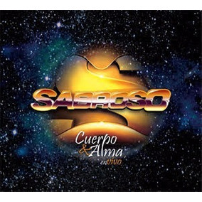 Cd Sabroso Cuerpo Y Alma En Vivo Novedad 2017 Open Music