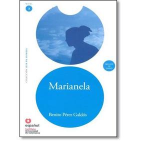 Marianela Col Leer En Espanol Nivel 3 De Santillana