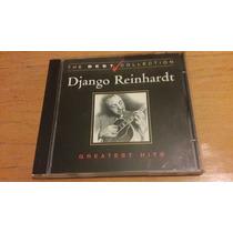 Django Reinhardt, Greatest Hits, Best, Cd Album Del Año 2002
