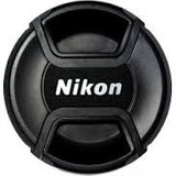 Tapa Nikon 52 55 58 62 67 72 77 82