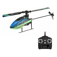 Helicóptero Radiocontrol 2.4g Wltoys V911s 6g Flybarless Rtf
