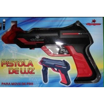 Pistola De Luz Tiro Move Ps3