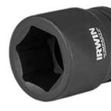 Soquete De Impacto Sextavado De 32mm Com Encaixe De 3/4 Pol.