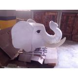 Elefante Blanco Para La Buena Fortuna