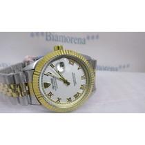Tevise Relógio Luxo,estilo Rolex .masculino. Automatico.