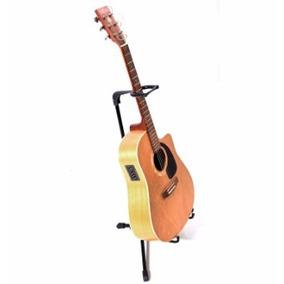 Suporte Gt1 Chão Violão Guitarra Baixo Ibox Pedestal Trava