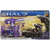 Megabloks De Halo Unsc Rockethog Vs Anti Aircraft Pistola