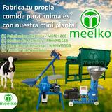 Mini Planta Para Vaca De Alimentos Combo (120b/158b/150b)